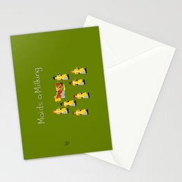 12 Days Of Christmas Nutcracker Theme: Day 8 Stationery Cards