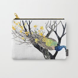 Autumn Plumage Carry-All Pouch