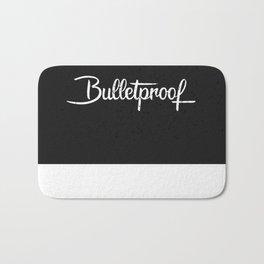 Bulletproof Bath Mat