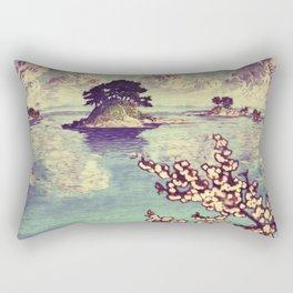 Watching Kukuyediyo Rectangular Pillow