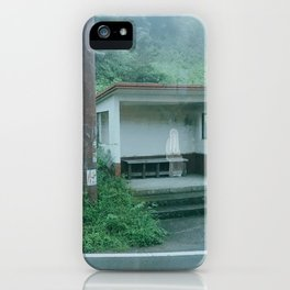 Ghosts in Hakone Part 3 iPhone Case