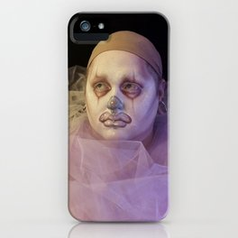 Melanclowny iPhone Case
