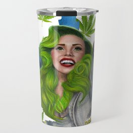 Mary Jane Holland Travel Mug