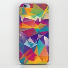Colorful (diamond) iPhone Skin