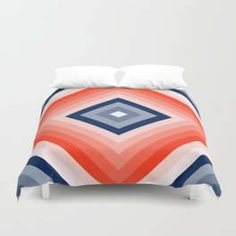 Wind Rose Duvet Cover
