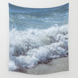 Double Wave Wall Tapestry