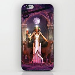 Keeper of the Flame- HEKATE iPhone Skin