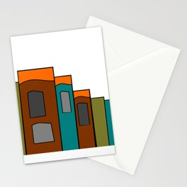 Creative Reading - Zine Page Graphics Stationery Cards