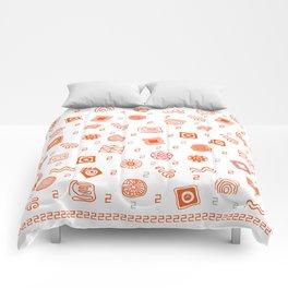 Ethnic Mosaic Comforters