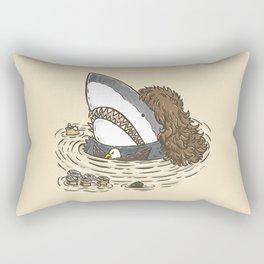 The Mullet Shark Rectangular Pillow