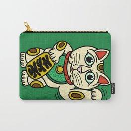 Maneki-neko Carry-All Pouch