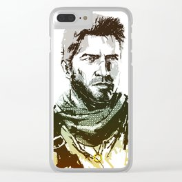 NEW Uncharted 3 Clear iPhone Case