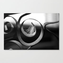 Something was there #2  Canvas Print