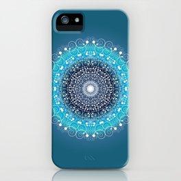 Blue Hole iPhone Case