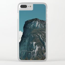 Squamish, BC Clear iPhone Case
