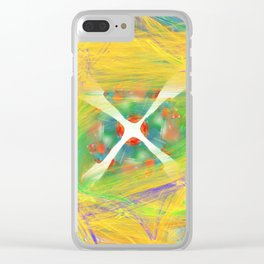 the gate Clear iPhone Case