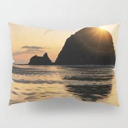 Cannon Beach haystack Pillow Sham