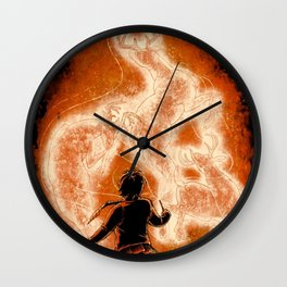 Neither Can Live While The Others Survives Wall Clock