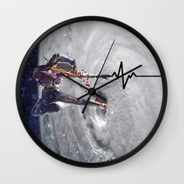 you are my lifeline Wall Clock
