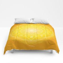MANIPURA Boho mandala Comforters