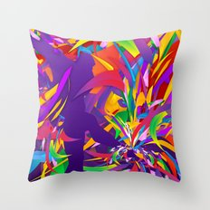 Shooting | Soccer | I Love This Game Throw Pillow
