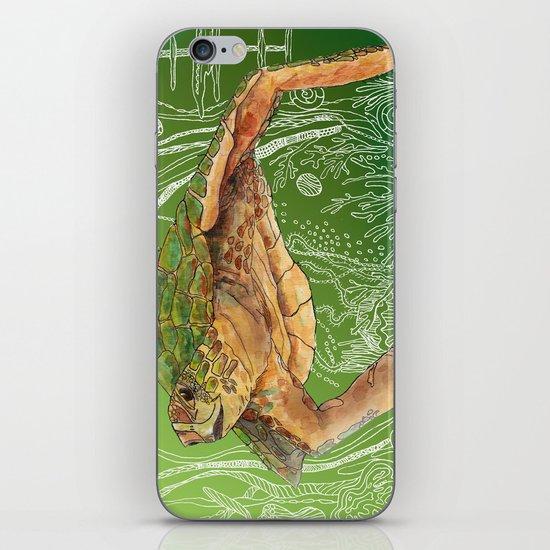 Shelley II iPhone Skin