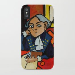Immanuel Kant iPhone Case