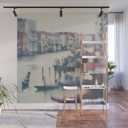 winter in Venice ... Wall Mural