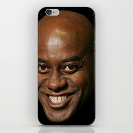 Ainsley Harriott british meme give your meat a good ol rub with 50ml of dark soy sauce iPhone Skin