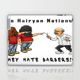 The Hairyan Nations Laptop & iPad Skin