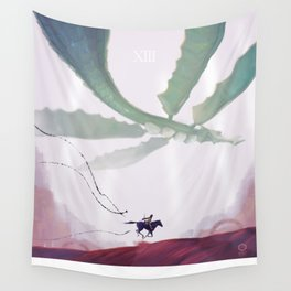 Shadow of the Colossus: Phalanx Wall Tapestry