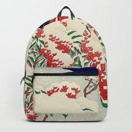 Winterberry Songbirds Backpack