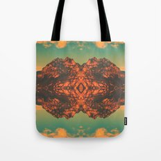 Magic Mountain Tote Bag