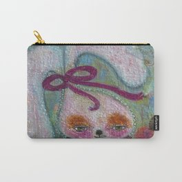 Tabitha Rabbit - Whimsies of Light Children Series Carry-All Pouch