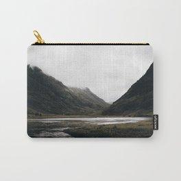 Glen Coe / Scotland Carry-All Pouch