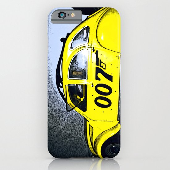 Double Oh Citron iPhone & iPod Case