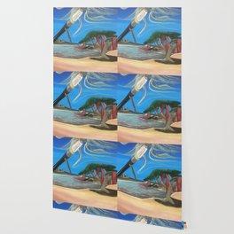 Strange Lands Ahead Wallpaper