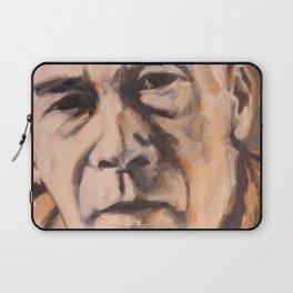 Henry Miller portrait Laptop Sleeve