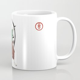 Slice & Dice - Archer Coffee Mug