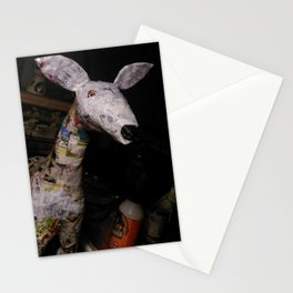 Unfinished Paper Mache Stationery Cards