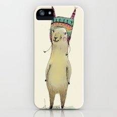 Llama Slim Case iPhone (5, 5s)