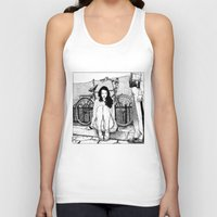 apollonia Tank Tops featuring asc 592 - L'amende honorable (A satisfactory apology) by From Apollonia with Love