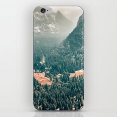 Yosemite Valley - Fall Colors iPhone & iPod Skin