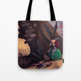 Pixie forest concert Tote Bag