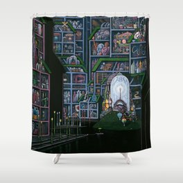 Age of Reason Shower Curtain