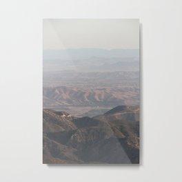 Rolling hills 3 Metal Print