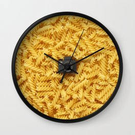 Pasta & Tiny Tiny Camera Wall Clock