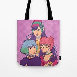 Harajuku Tote Bag