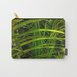 New Palm Frond Carry-All Pouch