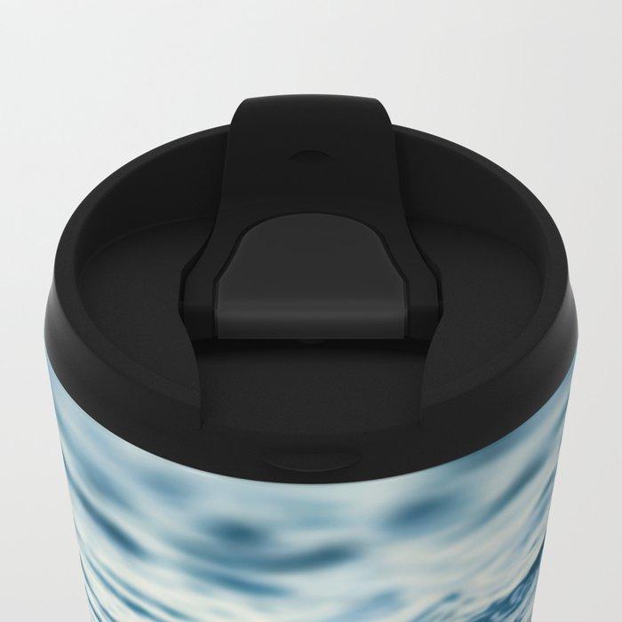 Ocean Magic Metal Travel Mug